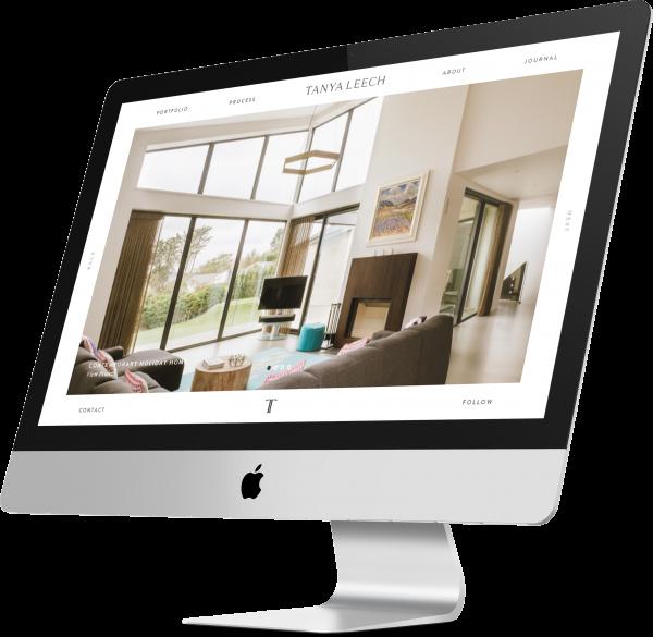 Tanya Leech Website Development Leicester